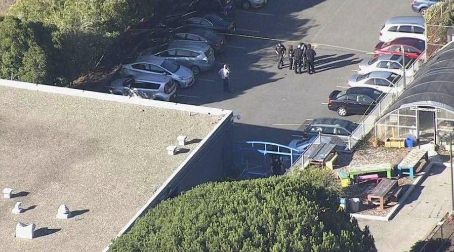 Tiroteo frente a escuelas en San Francisco deja cuatro heridos