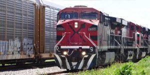 Intento de asalto a tren en Irapuato deja un herido