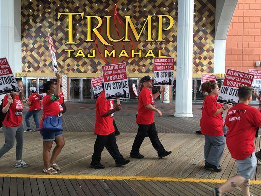 El casino cerró tras un mes de huelga de sus trabajadores, al no poder conseguir una rentabilidad. Foto de Internet