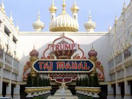 El Trump Taj Mahal es el nuevo casino en cerrar tras la crisis del sector en Atlantic City. Foto de Internet
