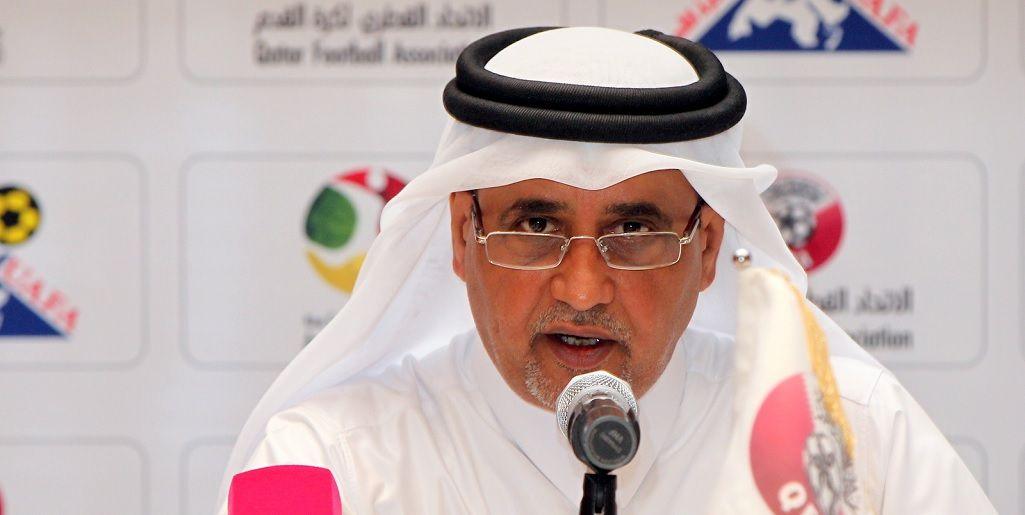 Saoud Al-Mohannadi. Foto de Qfa
