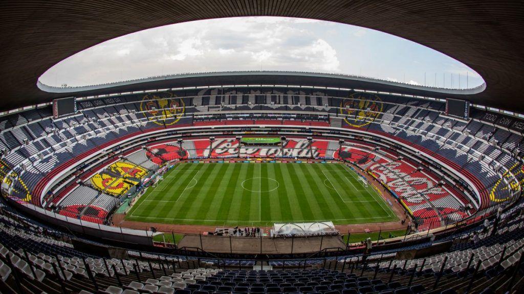 Estadio Azteca. Foto de FOX Sports
