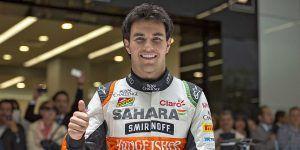 """""""Checo"""" Pérez en su mejor temporada en Fórmula 1"""