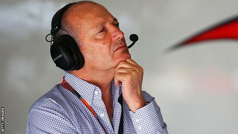 Tras 35 años, McLaren echó a su histórico presidente