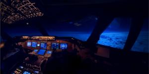 Galería: piloto toma fotos del cielo por el mundo