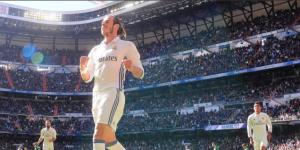 Real Madrid sigue de líder gracias a doblete de Bale