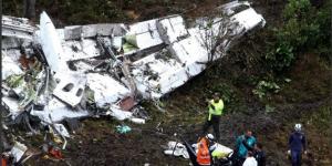 Encuentran cajas negras del avión que se estrelló en Colombia