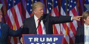 """""""Trataremos de manera justa a todos los países"""": Donald Trump"""