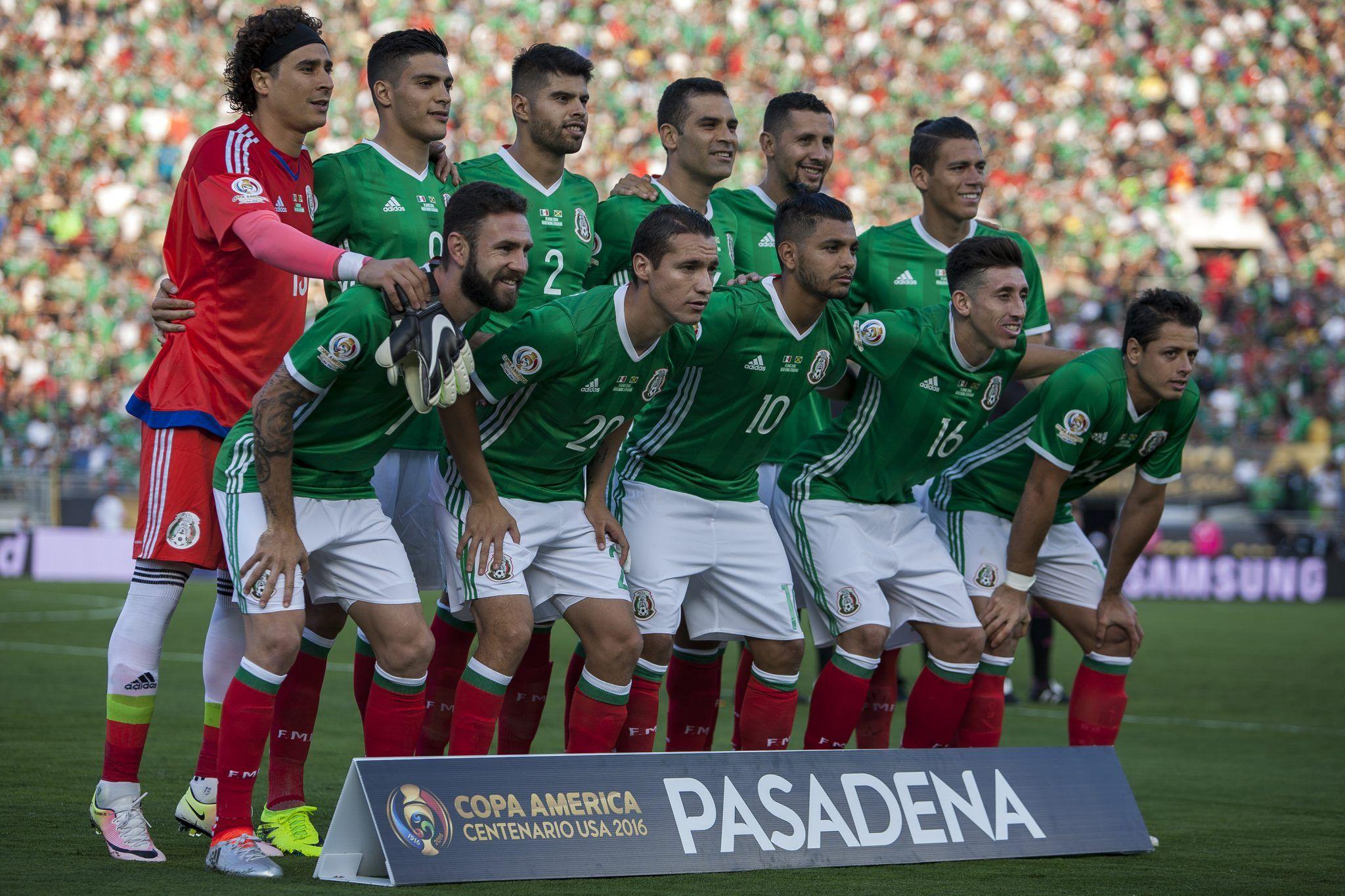 La Selección Mexicana jugará por primera vez en Las Vegas. Foto de Mi Selección