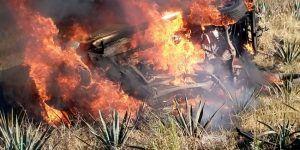 Accidente en Jalisco deja cuatro muertos