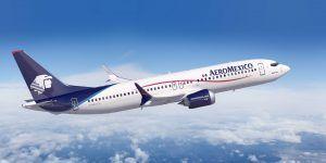 Aeroméxico y Delta anuncian nuevas rutas entre México y EE.UU.