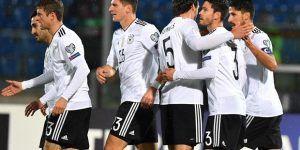 Alemania golea 8-0 a San Marino rumbo al Mundial