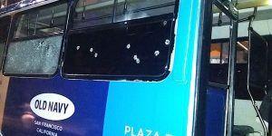 Asalto a autobús en Tlalnepantla deja dos heridos