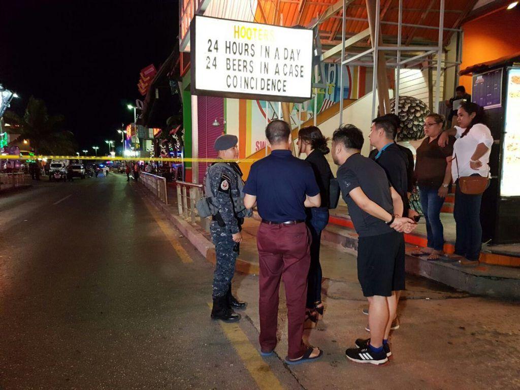 Dos muertos en tiroteo en zona turística de Cancún
