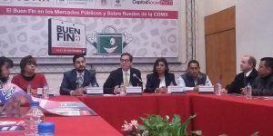 Ciudad de México prevé ventas por más de 22 mil mdp en el Buen Fin