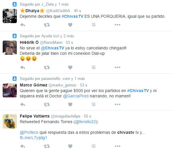 chivas tv quejas 2