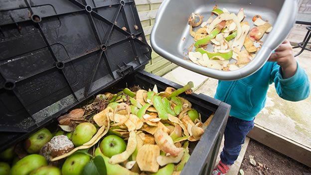 Resultado de imagen de desperdicio de comida
