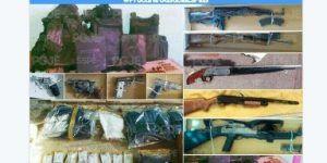 Detienen a grupo delictivo en Guanajuato