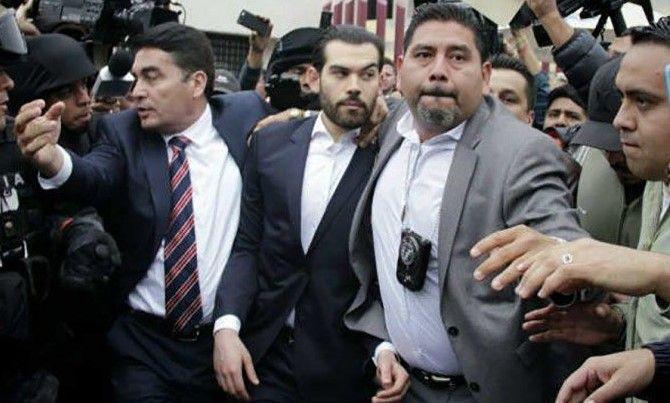 El hijo de Guillermo Padrés. Foto de internet