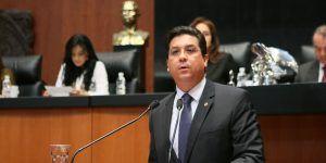 Gobernador de Tamaulipas confunde la Revolución con la Independencia