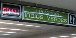 Los Indios Verdes: ni son indios ni son verdes