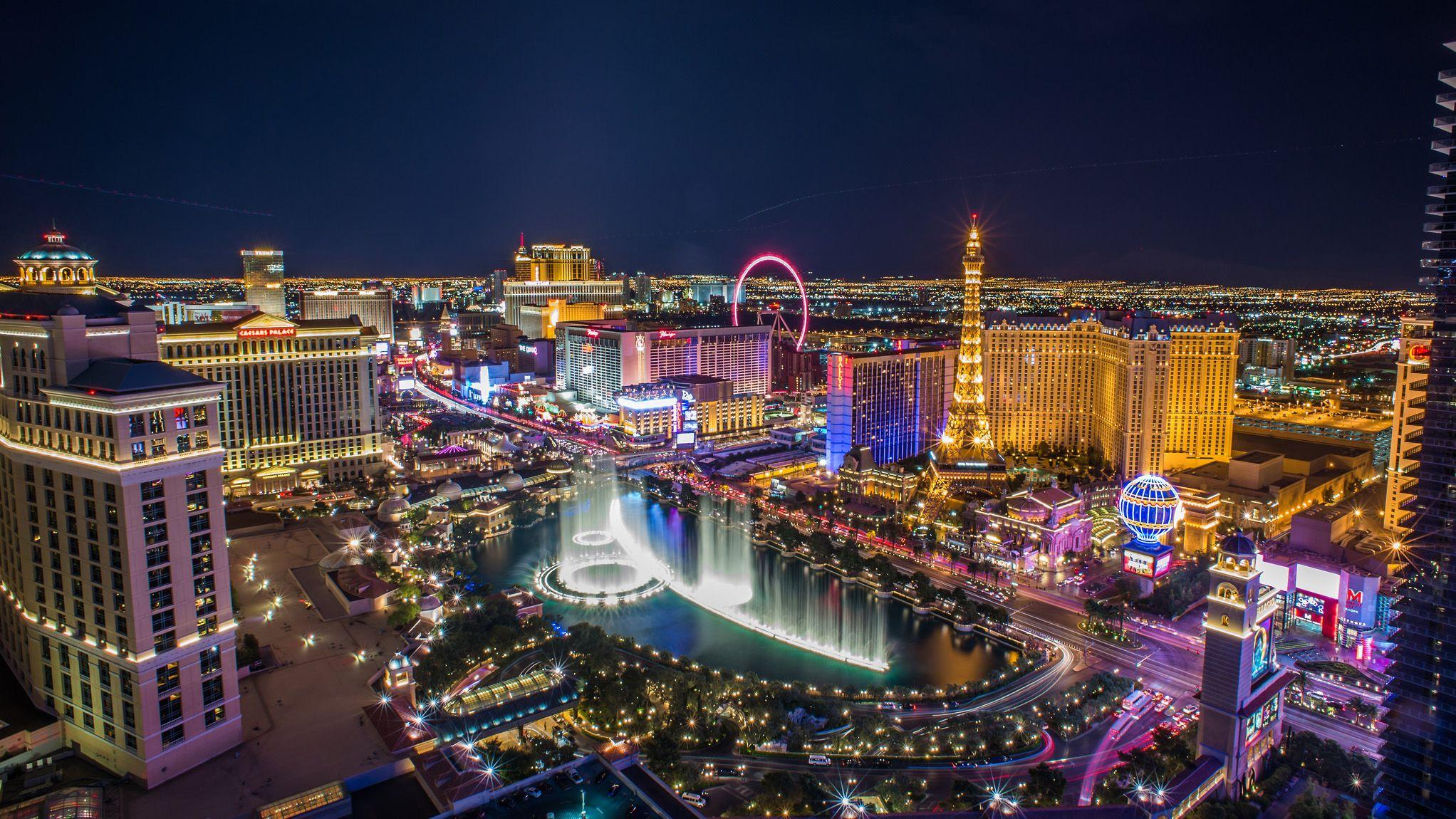 Las Vegas. Foto de Daring Penguin