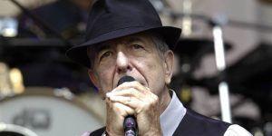 Justin Trudeau rinde homenaje a Leonard Cohen