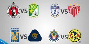 Anuncian horarios de los cuartos de final de la Liga MX