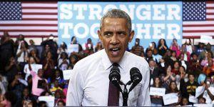 Video: Obama pierde el control en discurso