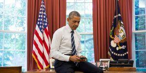 ¿Qué pasará con las redes sociales de Barack Obama?