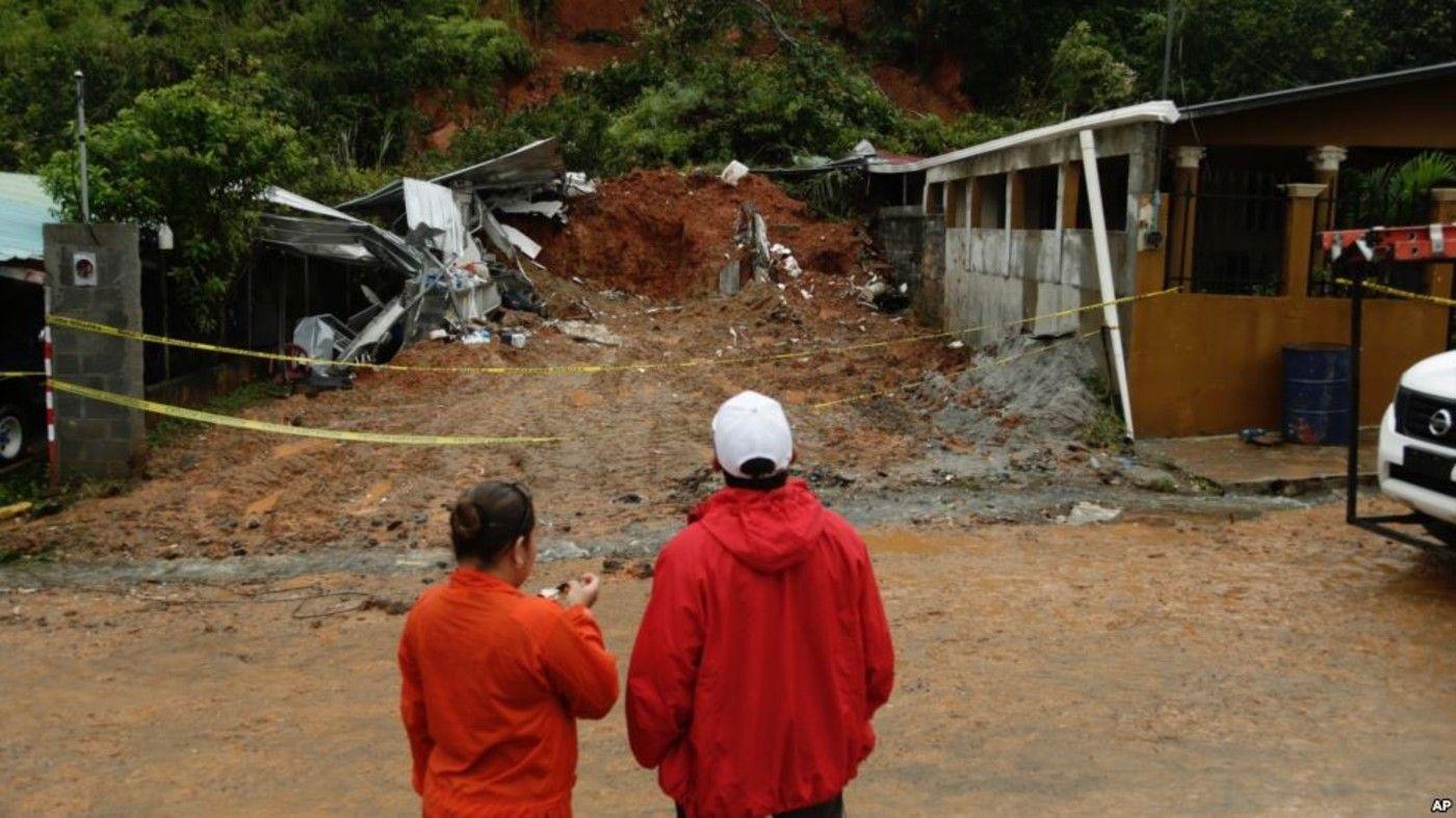 Mueren 9 por 'Otto' en Costa Rica