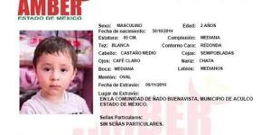 Roban auto con menor de 2 años a bordo en el Estado de México