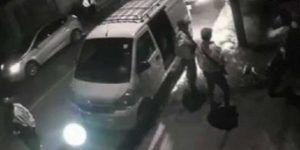 Video: sujetos disfrazados de policías roban casa en Bogotá