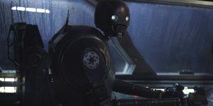 El androide K-2S0 la nueva sensación de Star Wars