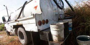 Detienen a dos personas por robo de diésel en Ecatepec