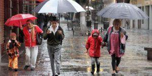 Tormentas fuertes afectarán gran parte del país
