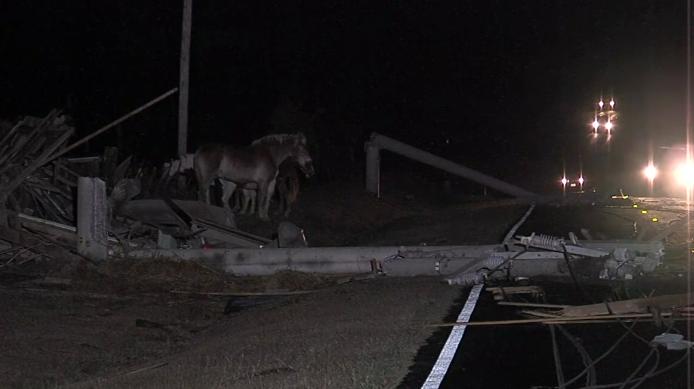 Posible tornado mata a 3 personas en el norte de Alabama
