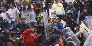 FMF investiga trifulca en el Estadio Azteca