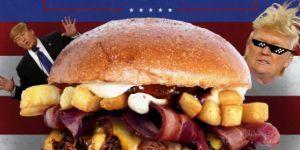 Burger King añade a su menú la Trump Burger