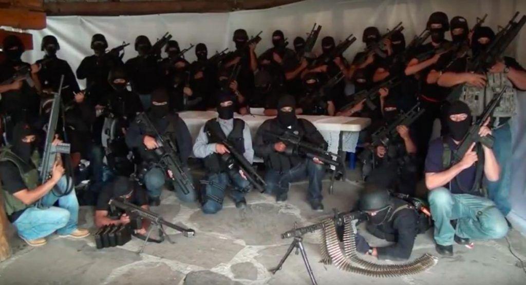 Los Zetas pagaban a militares y gobernadores de Coahuila y Veracruz