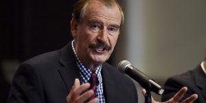 Vicente Fox pide acortar brecha salarial entre hombres y mujeres