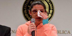 Liberan a agresor de Ana Guevara