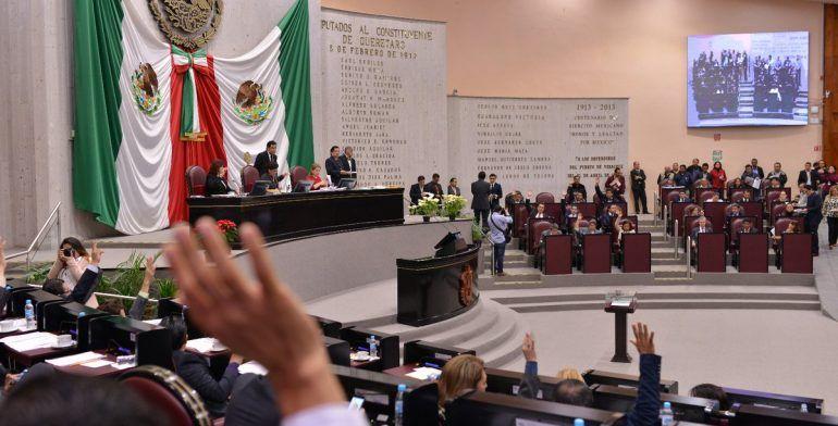 Jorge Winckler Ortiz toma protesta como fiscal de Veracruz