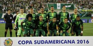 Declaran a Chapecoense campeón de la Copa Sudamericana