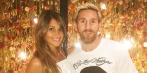 Messi se casará con Antonella Roccuzzo
