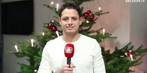 Video: Chicharito envía mensaje de Navidad a la afición del Leverkusen