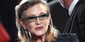 Carrie Fisher consumió cocaína días antes de morir