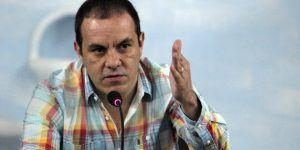 No hay orden de aprehensión contra Cuauhtémoc Blanco: Juez