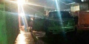 Asesinan a familia afuera de su casa en Hidalgo
