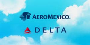 Delta y Aeroméxico aceptan condiciones de EE.UU. para formalizar alianza